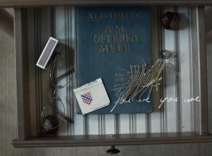 Fox From Mars Valentina Mer Paperheart Offene Schublade
