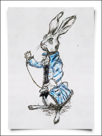 fox-from-mars-illustration-alice-im-wunderland-hase