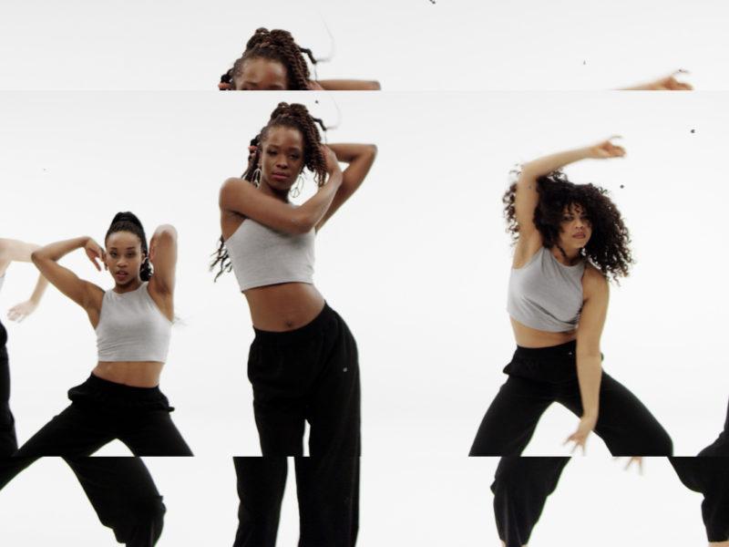 VFX Design für das Musikvideo Take Dat. Motion Graphics erstellt in After Effects.